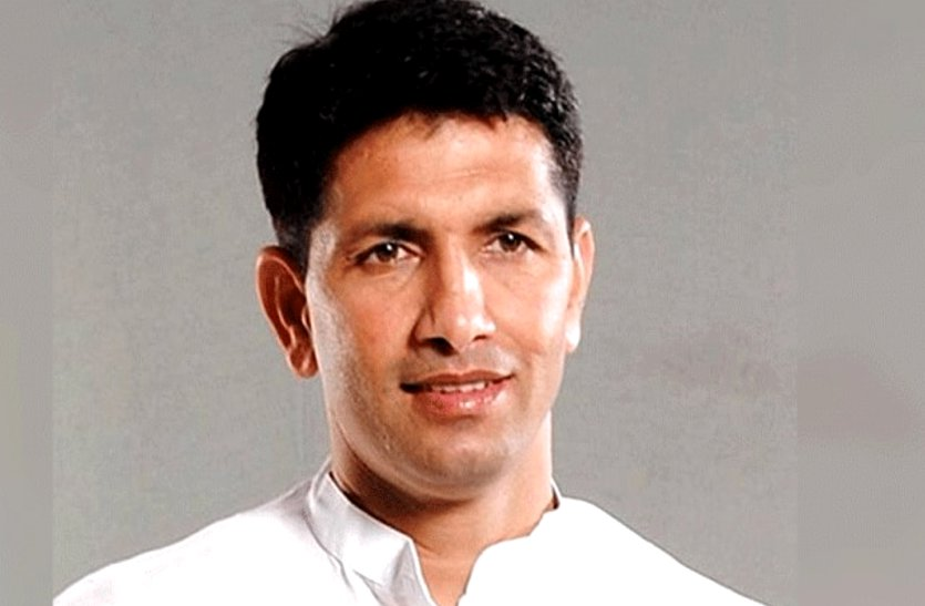 कांग्रेस नेता बोले, सीएम शिवराज सिंह चौहान के पैर धोकर पीऊंगा