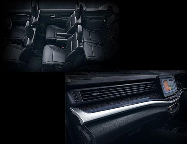 Interior Suzuki XL6 1