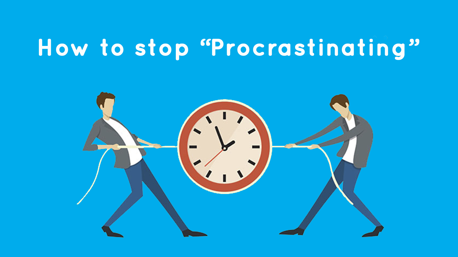How to stop procastinating | Blog from New Day Jobs