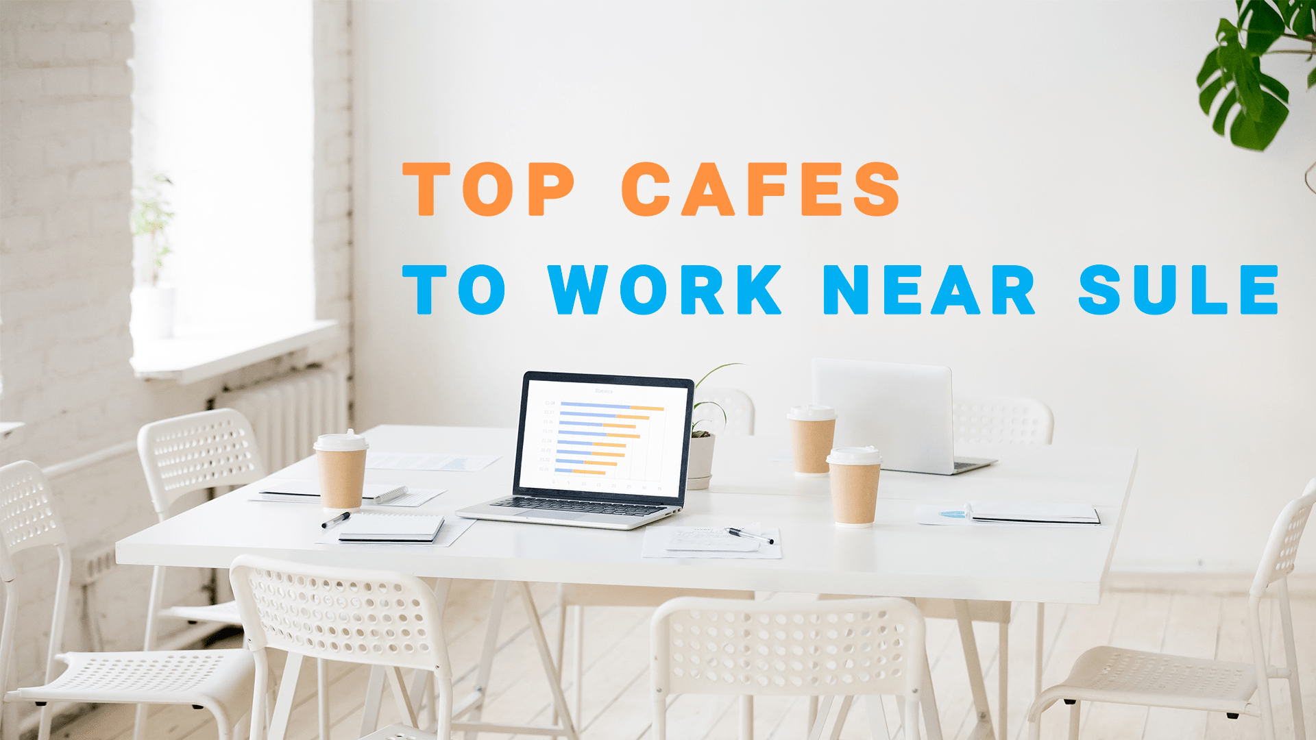 Top 5 Cafés To Work Near Sule | Blog from New Day Jobs