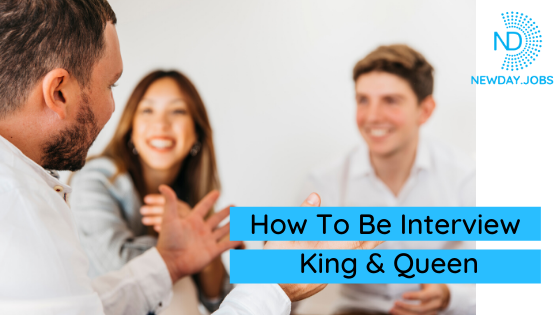 How to be Networking King & Queen | Read more blogs at New Day Jobs