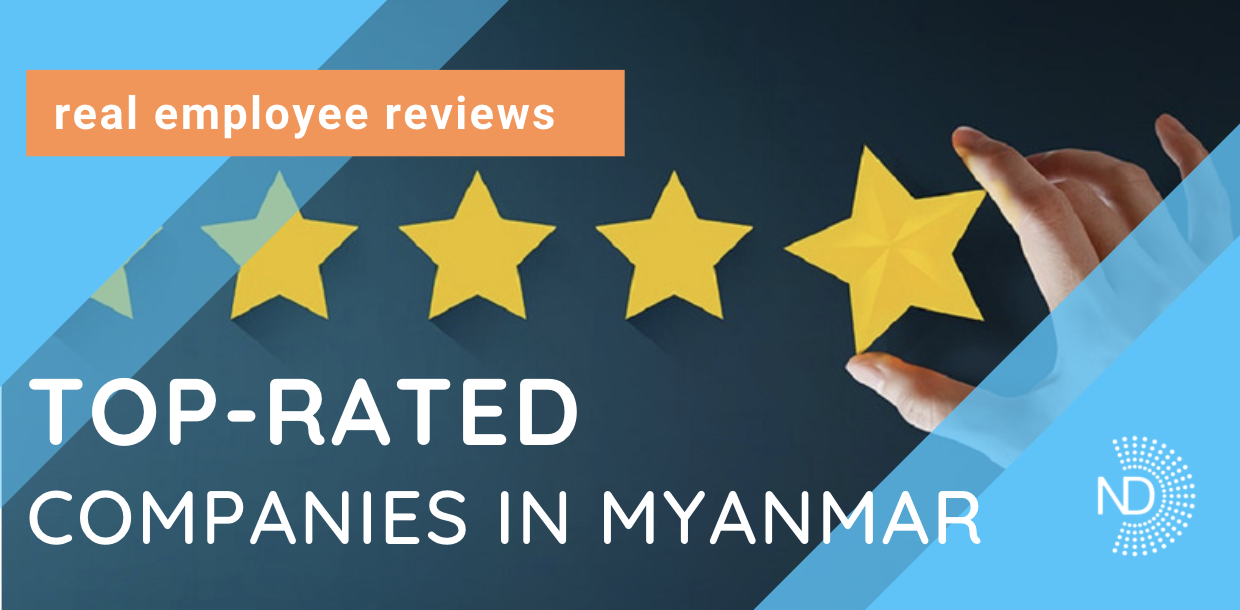 Top Companies in Myanmar | Read more blogs at New Day Jobs