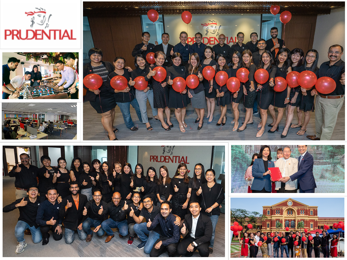 Prudential Myanmar Life insurance