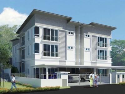 Taman Bukit Ros, Phase I