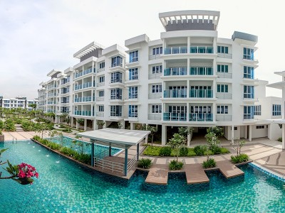 Apartment Putra 1 @ Bangi