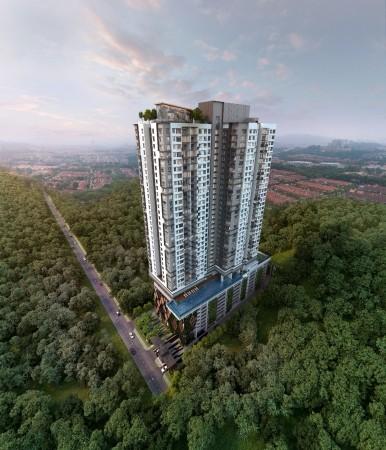 Residensi Astrea @ Mont Kiara, Mont Kiara, Kuala Lumpur