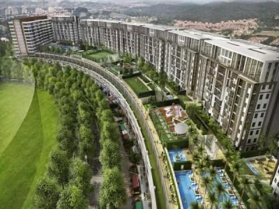 Radia @ Bukit Jelutong, Shah Alam, Selangor