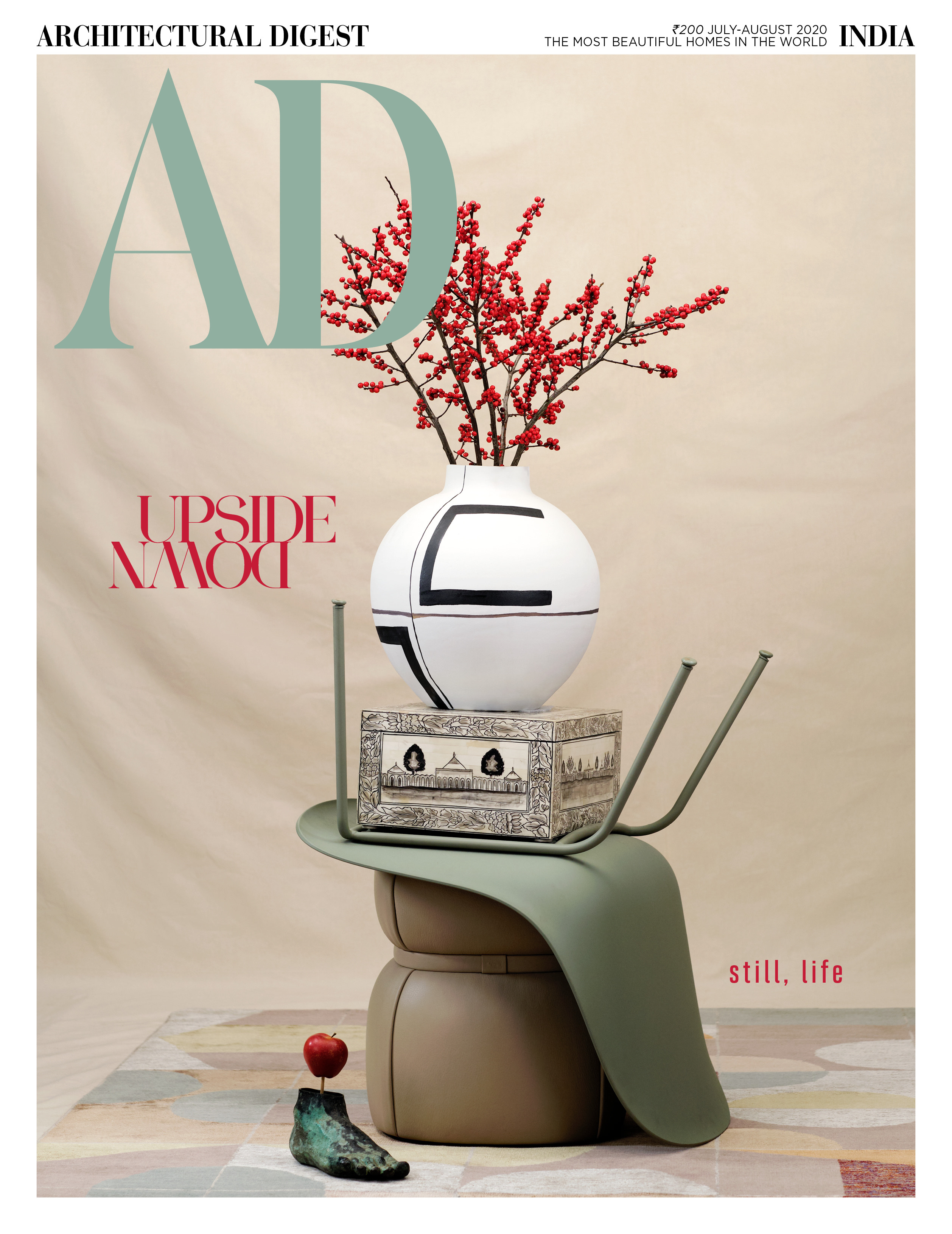 Subscribe to Architectural Digest