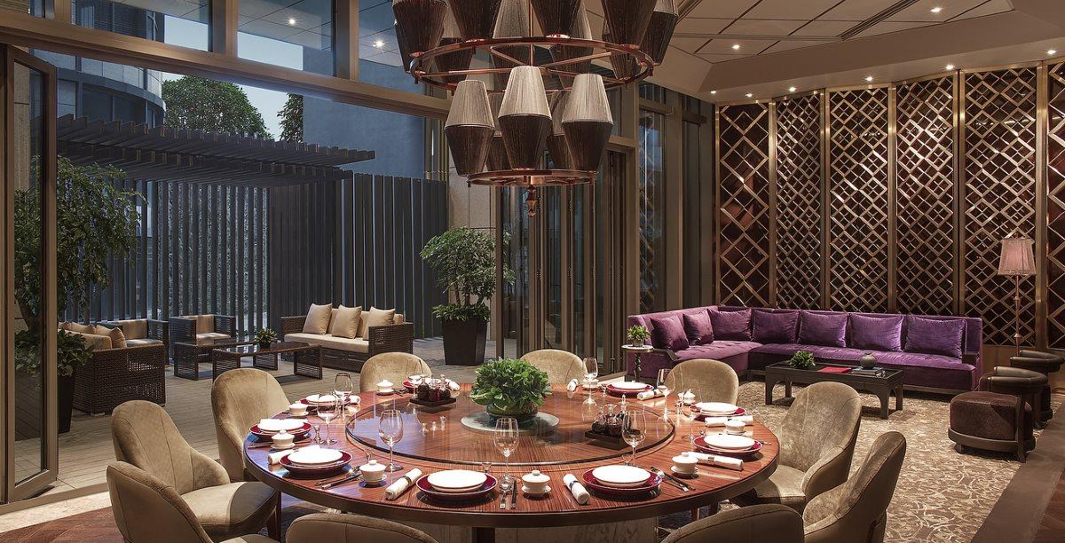 5-stars hotel in china