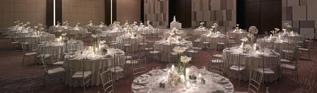 中国豪华酒店婚宴厅