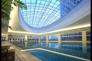 New World Dalian Hotel - Swimming Pool
