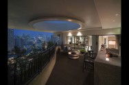 New World Makati Hotel - Specialty Suite Balcony