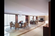 New World Wuhan Hotel - Presidential Suite