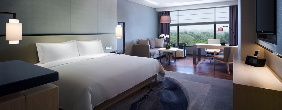 hotel guestrooms in peking