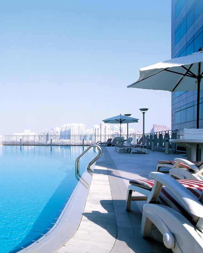 上海酒店休闲设施