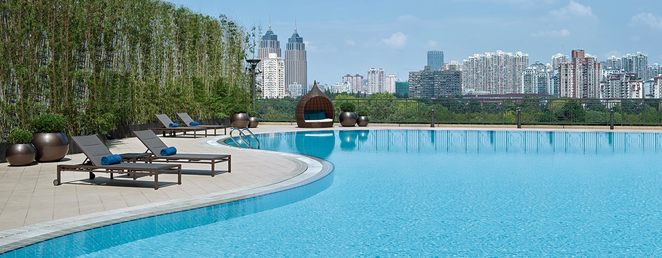 shanghai hotel swimming pool
