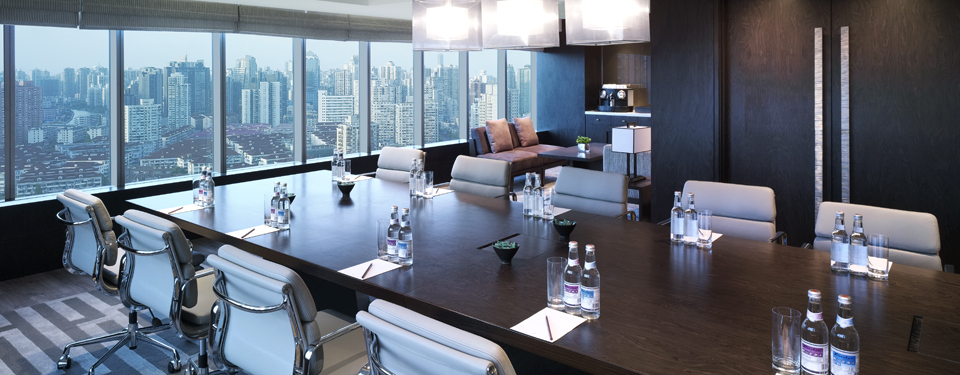 shanghai hotel meeting rooms