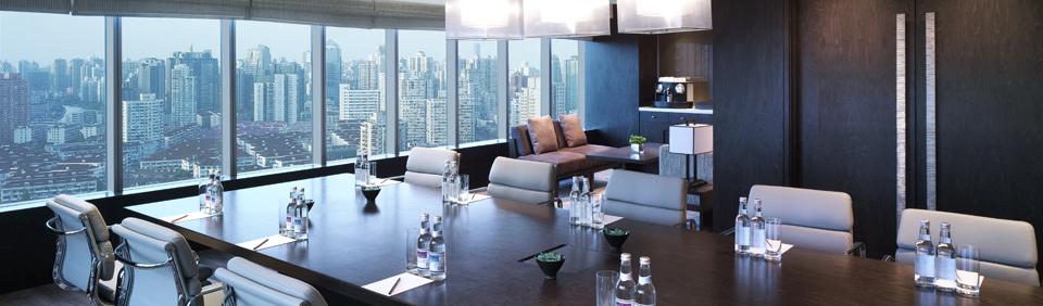 shanghai hotel meeting rooms