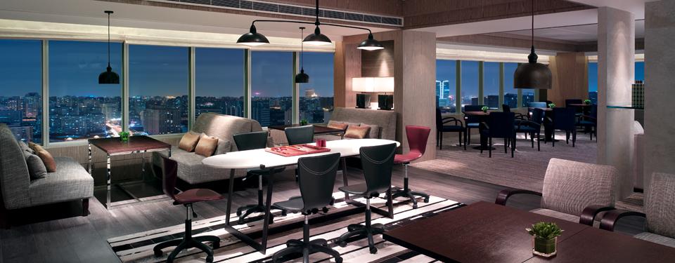 shanghai hotel lounge