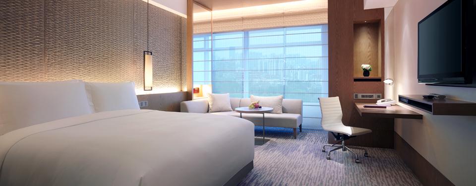 上海酒店行政客房
