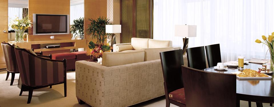 上海酒店套房