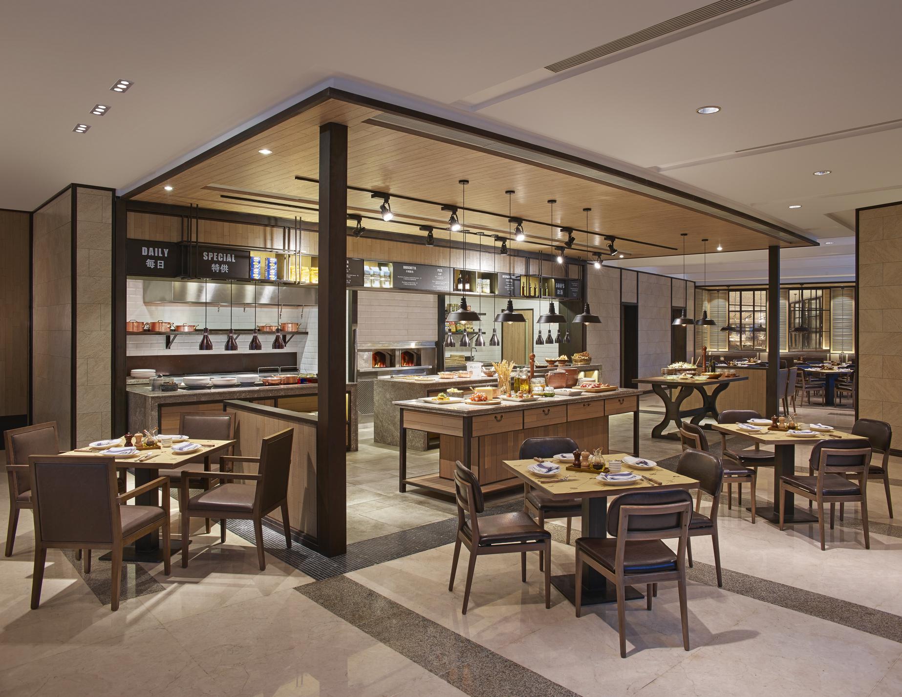 武汉意大利餐厅