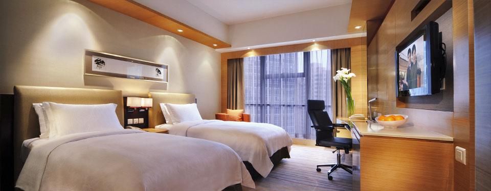 hotel guestrooms in hubei