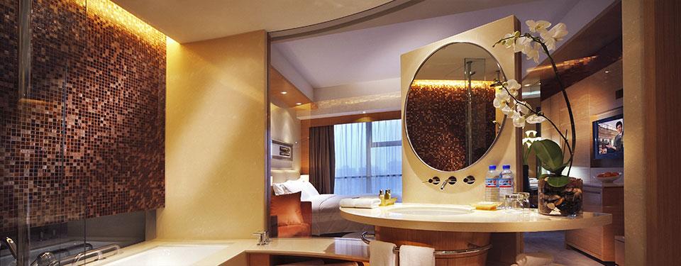 武汉酒店客房