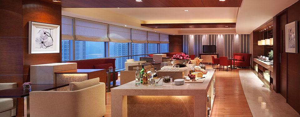 wuhan hotel lounge