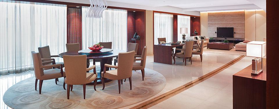 hotel presidential suites in hubei