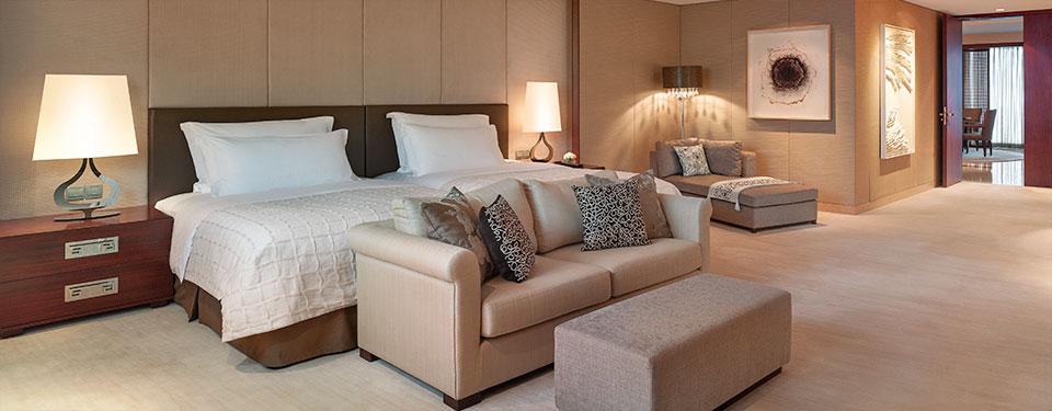 hotel deluxe suites in hubei