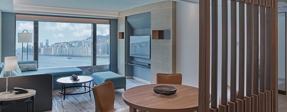 Elite Deluxe Harbour View Suite