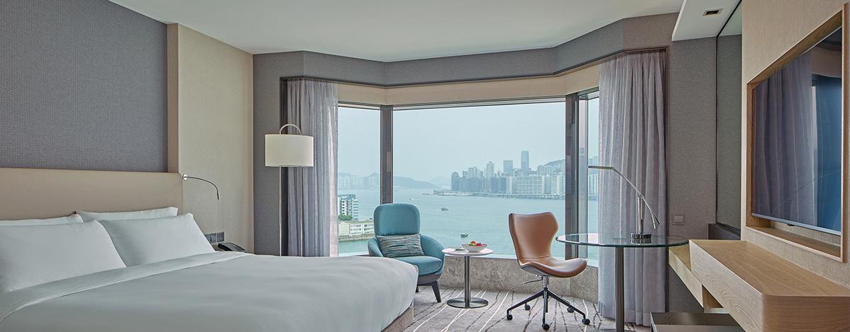 Elite Harbour View Room