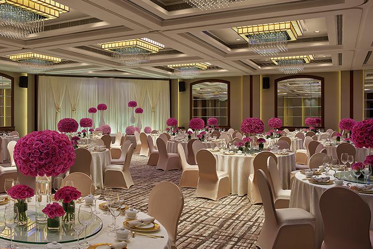 Wedding Venue In Hong Kong New World Millennium Hong