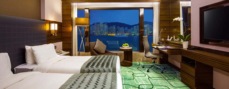 hong kong residence rooms