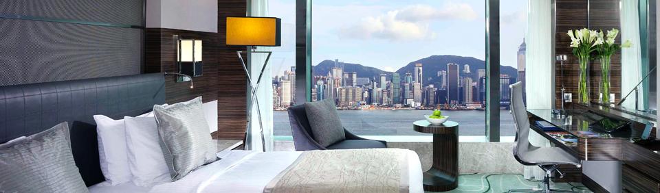 香港酒店住宿