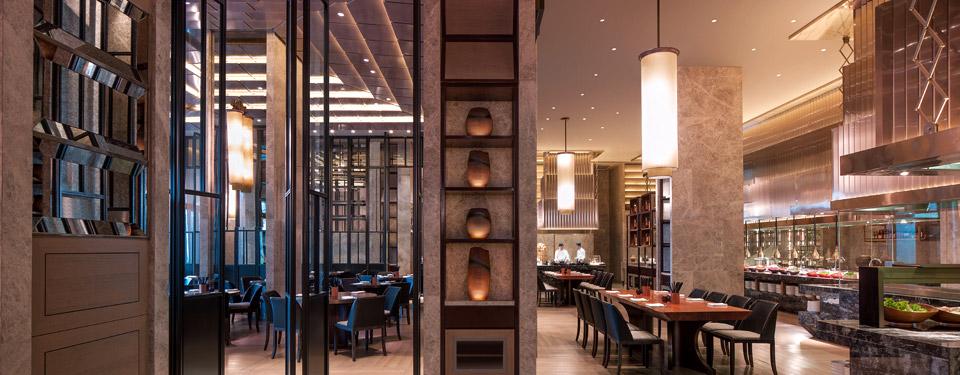 贵阳酒店西餐厅
