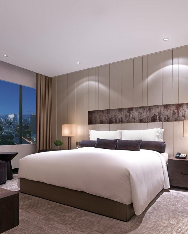 马尼拉酒店卧室套房