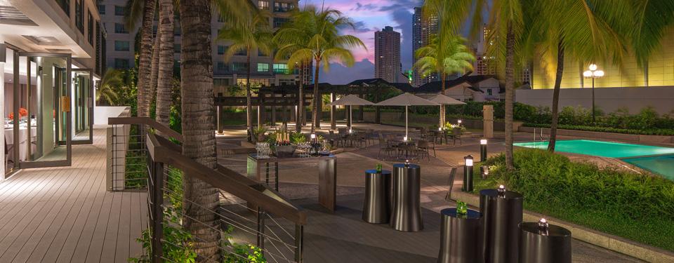 manila hotel event venues
