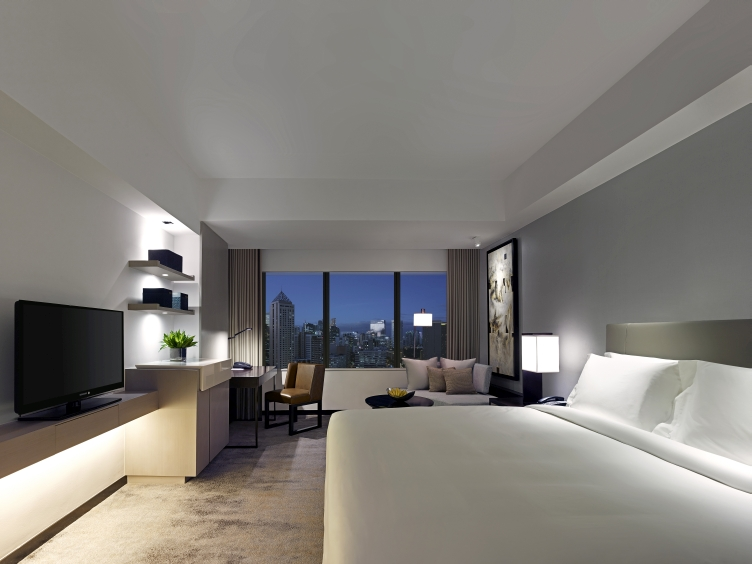 Superior Room Deluxe Room. Luxury Hotel Rooms With 5 Star Amenities   New World Makati Hotel