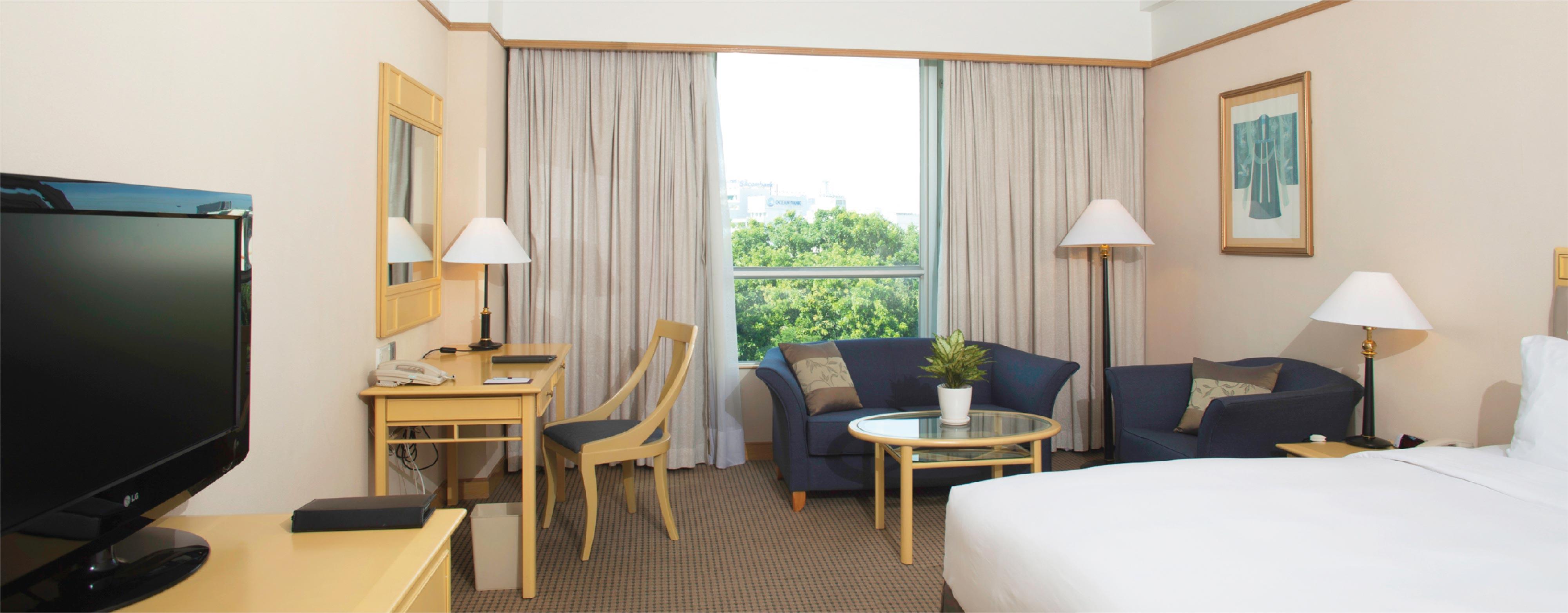 西贡酒店豪华客房