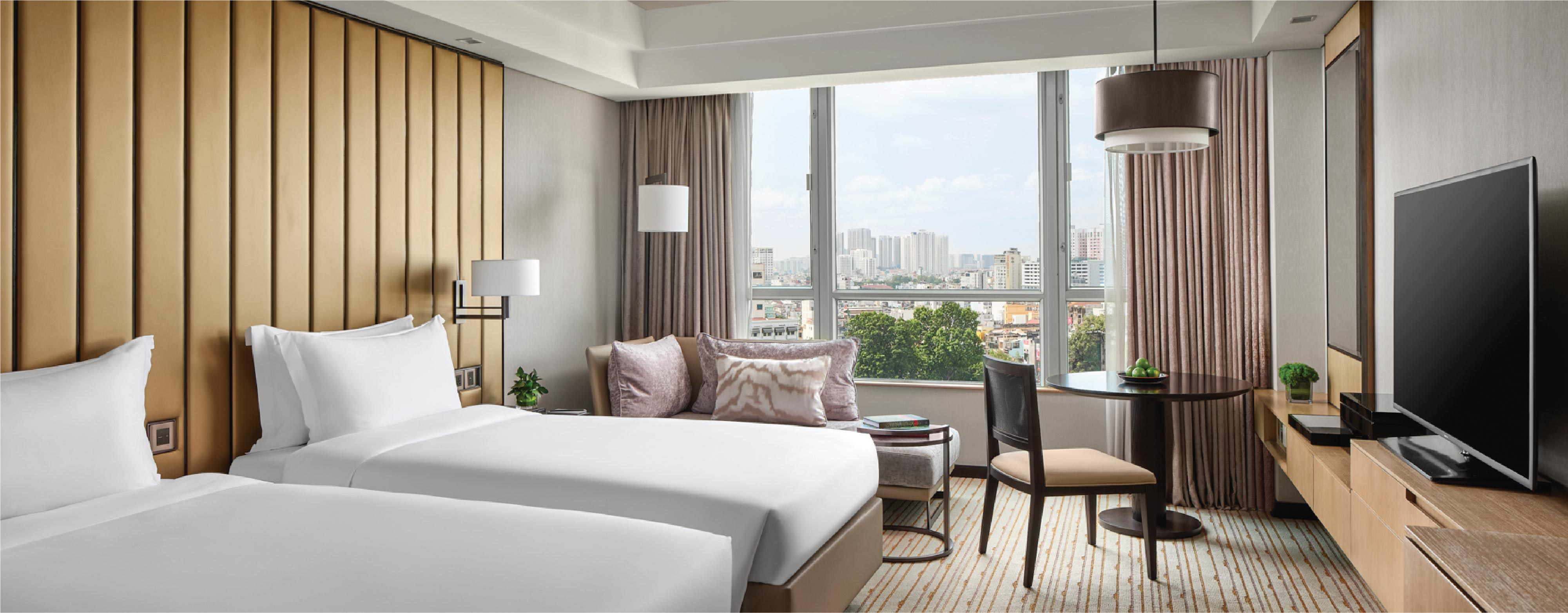 hotel deluxe rooms in saigon