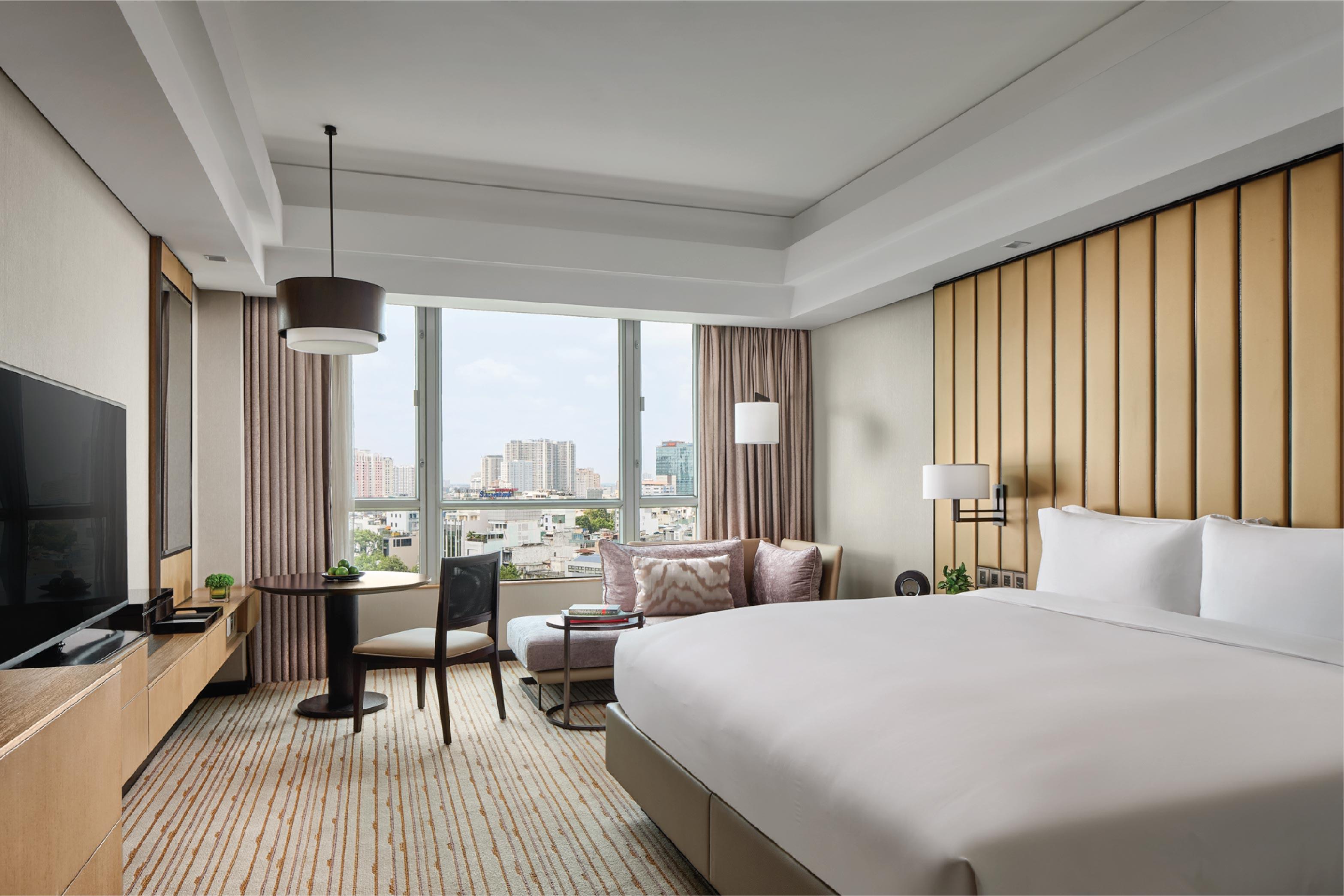 西贡酒店超豪华客房