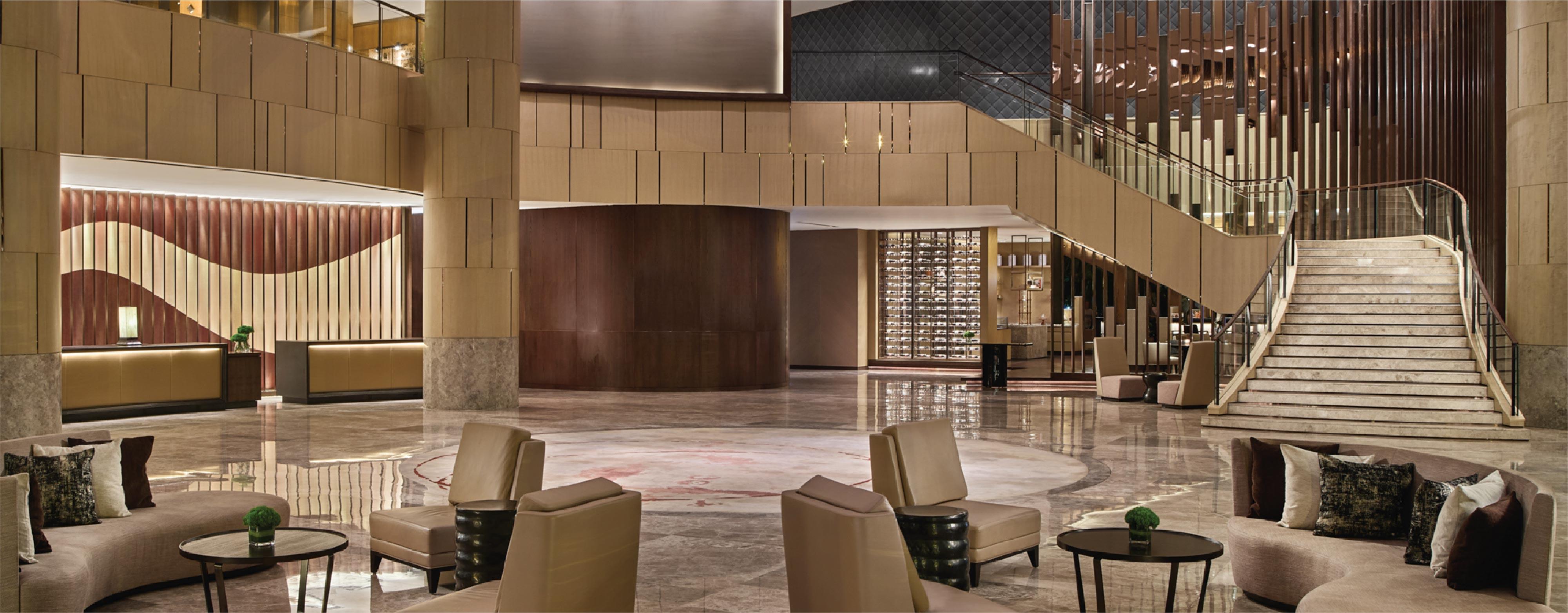 Luxury 5-star Hotel in Ho Chi Minh City | New World Saigon Hotel