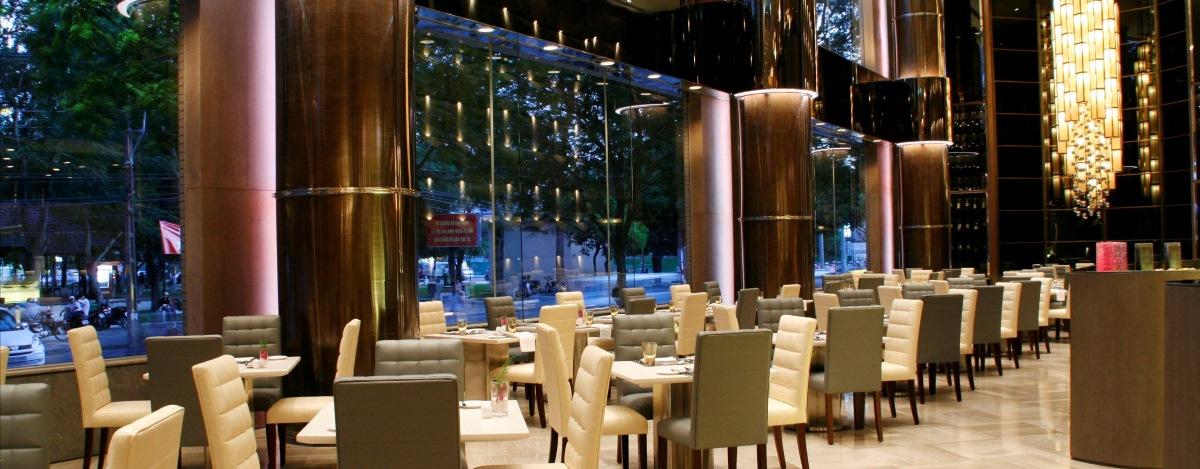胡志明市豪华酒店餐饮