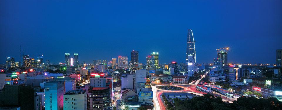 胡志明市5星级酒店