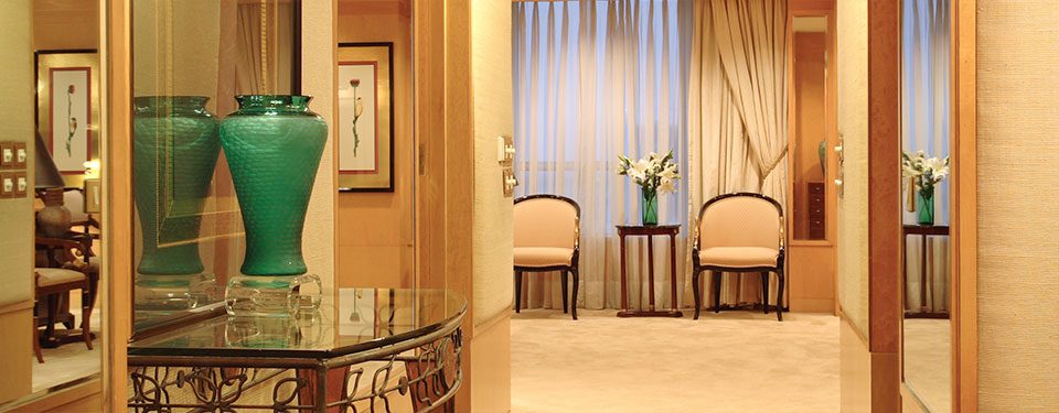 hotel presidential suites in saigon