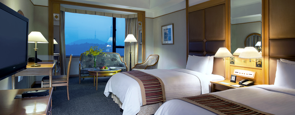 hotel guestrooms in shunde