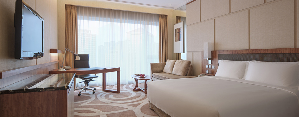 hotel deluxe rooms in dalian