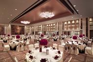 Grand Ball Room 二楼大宴会厅圆桌摆台 1